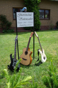 Gitarrenschule Oldenburg / Osternburg