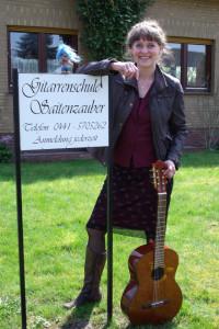Uwe Fleischhauer Gitarrenschule Saitenzauber
